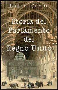 Cover Storia del Parlamento del Regno Unito