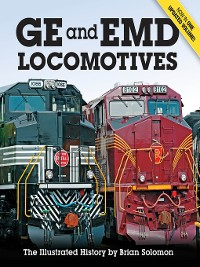Cover GE and EMD Locomotives