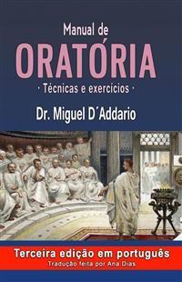 Cover Manual De Oratória