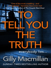 Cover To Tell You the Truth