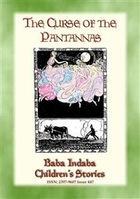 Cover THE CURSE OF PANTANNAS - A welsh tale from Glamorgan