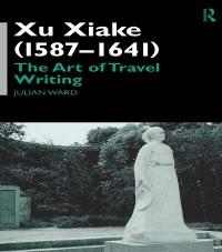 Cover Xu Xiake (1586-1641)
