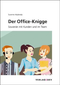 Cover Der Office-Knigge