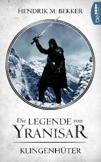 Cover Die Legende von Yranisar - Klingenhüter