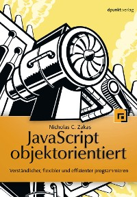Cover JavaScript objektorientiert