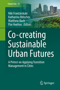 Cover Co-­creating Sustainable Urban Futures