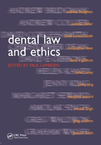 Cover Dental Law and Ethics