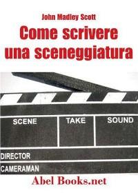 Cover Come si scrive una sceneggiatura