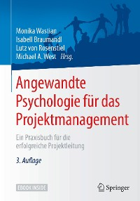 Cover Angewandte Psychologie für das Projektmanagement