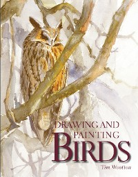 Cover Drawing and Painting Birds