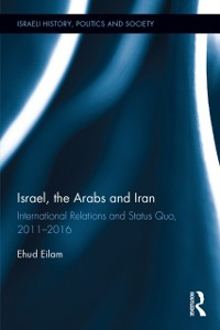 Cover Israel, the Arabs and Iran