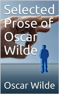 Cover Selected Prose of Oscar Wilde