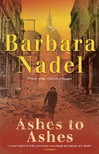 Cover Ashes to Ashes (Francis Hancock Mystery 3)