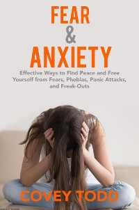 Cover Fear and Anxiety