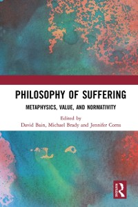 Cover Philosophy of Suffering