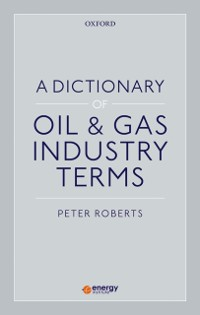 Cover Dictionary of Oil & Gas Industry Terms