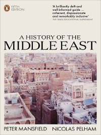 Cover A History of the Middle East