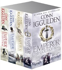 Cover Emperor Series Books 1-4