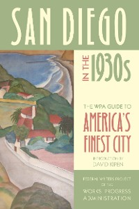 Cover San Diego in the 1930s