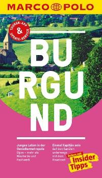 Cover MARCO POLO Reiseführer Burgund