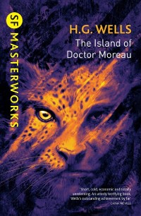 Cover Island Of Doctor Moreau