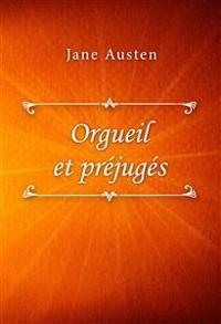 Cover Orgueil et préjugés