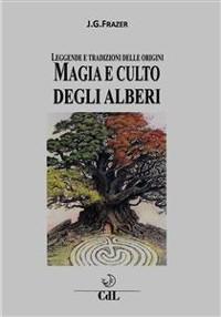 Cover Magia e Culto degli Alberi