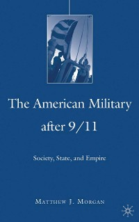 Cover The American Military After 9/11