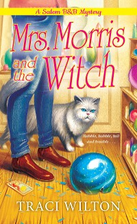 Cover Mrs. Morris and the Witch