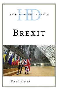 Cover Historical Dictionary of Brexit