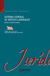 Cover Sistema general de riesgos laborales, 3ª edición