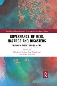Cover Governance of Risk, Hazards and Disasters
