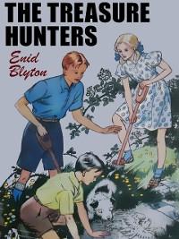 Cover The Treasure Hunters