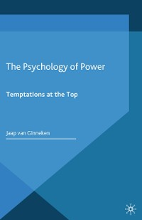 Cover The Psychology of Power
