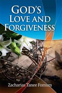 Cover God's Love And Forgiveness