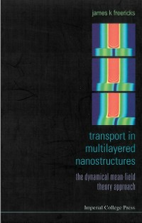 Cover Transport In Multilayered Nanostructures: The Dynamical Mean-field Theory Approach