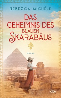 Cover Das Geheimnis des blauen Skarabäus