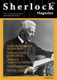 Cover Sherlock Magazine 44