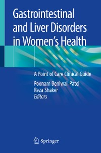 Cover Gastrointestinal and Liver Disorders in Women's Health