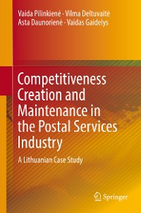 Cover Competitiveness Creation and Maintenance in the Postal Services Industry