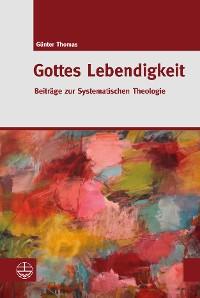 Cover Gottes Lebendigkeit