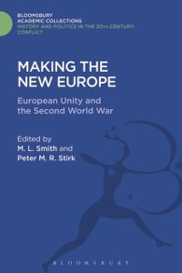Cover Making the New Europe