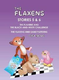 Cover The Flaxens, Stories 5 and 6