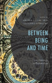 Cover Between Being and Time