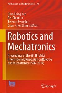 Cover Robotics and Mechatronics