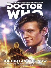 Cover Doctor Who: The Eleventh Doctor, Year Two (2015), Volume 1