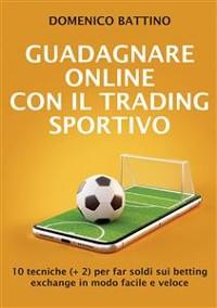 Cover Guadagnare online con il trading sportivo