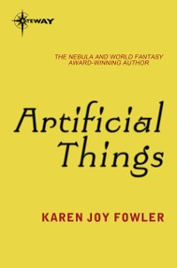 Cover Artificial Things