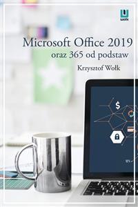 Cover Microsoft Office 2019 oraz 365 od podstaw