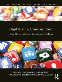Cover Digitalizing Consumption
